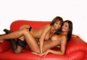 SuesseDia+HotAmi - camsex lesben